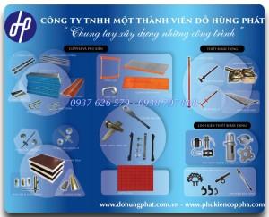 van khuon thep