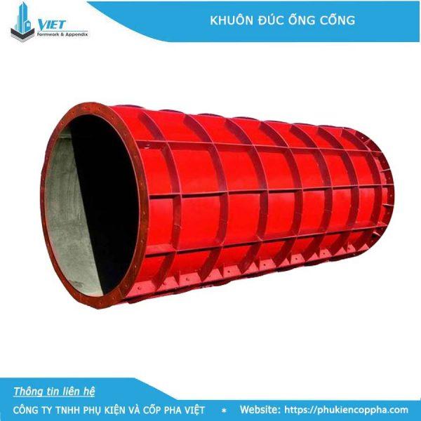 Cốp pha ống cống 3